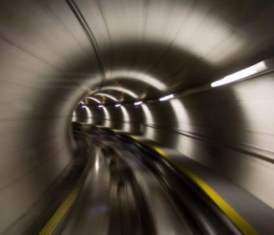 slab track - metro tunnel